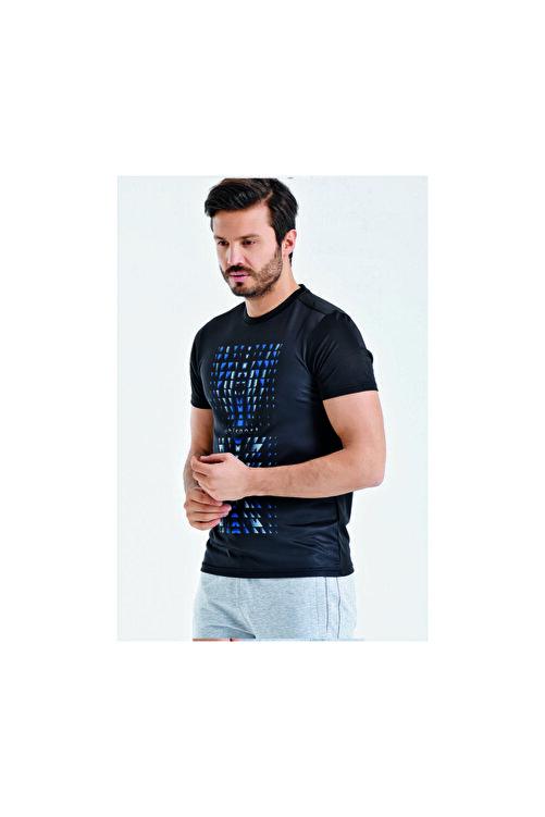 UHLSPORT Erkek Günlük T-shirt Place M 3201130 2
