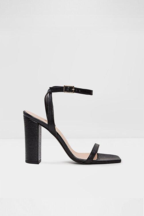 Aldo Yelowa-tr - Siyah Kadın Topuklu Sandalet 1