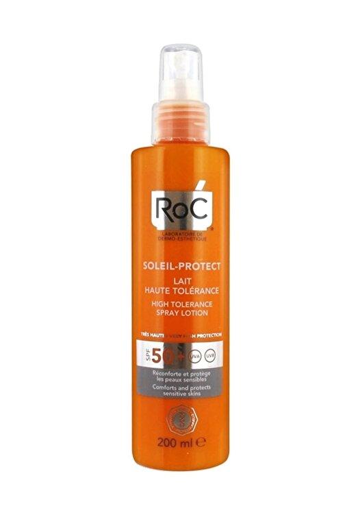Roc Hassas Ciltler Için Güneş Koruyucu Sprey - Soleil Protect Spray Lotion Spf 50 200 Ml 3574661187143 1