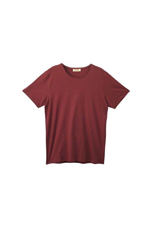 Phazz Brand T-shirt 94551-bordo 1