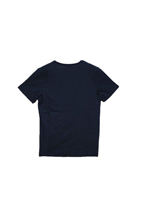 Phazz Brand T-shirt 94551-lacivert 2