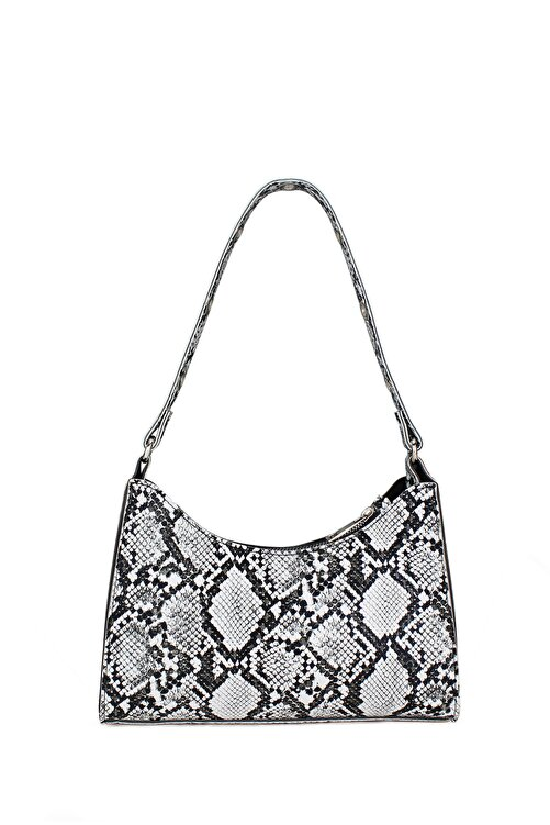 Housebags Kadın Siyah Baguette Çanta 195 1
