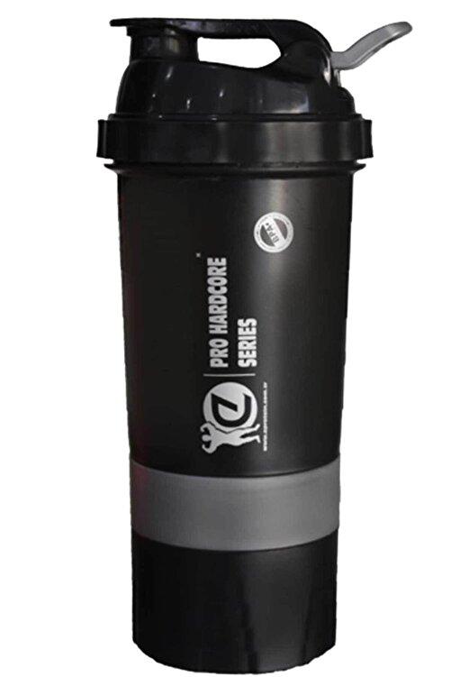 Eprotein Pro Hardcore Series Shaker Siyah 1