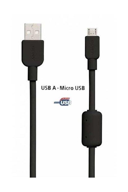 Sony CP-AB150 Orjinal Hızlı Şarj Micro Usb Data ve Şarj Kablosu - Siyah 2