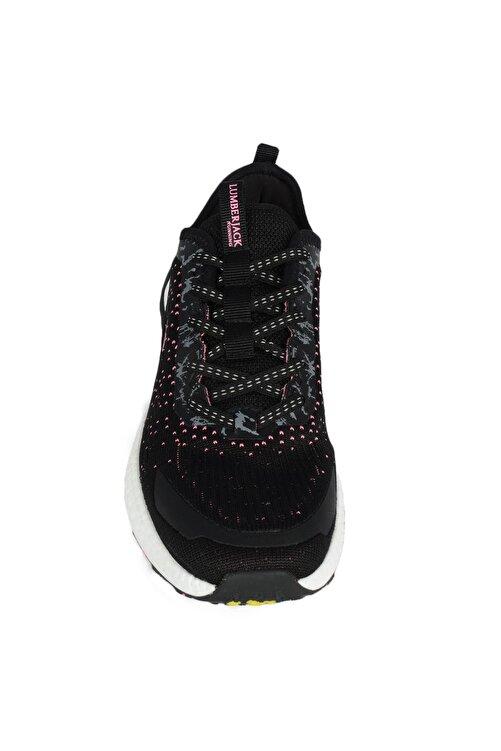 lumberjack Kadın Siyah Ayakkabı 1