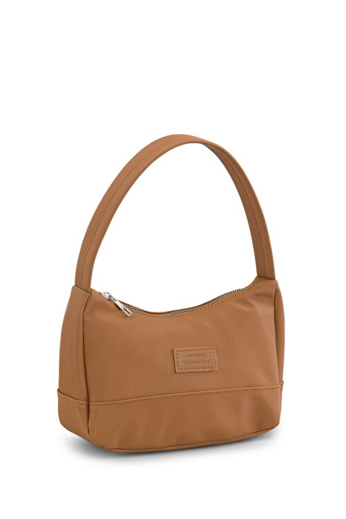 Housebags Kadın Taba Baguette Çanta 197 2