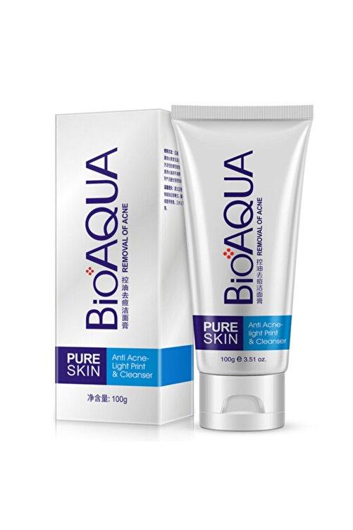 Bioaqua Pure Skin Sivilceye Meyilli Ciltler için Bakım Seti 3 parça 2