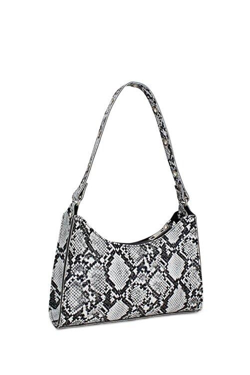 Housebags Kadın Siyah Baguette Çanta 195 2