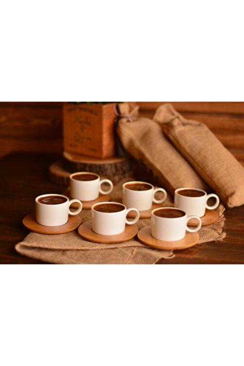 Bambum Cristo 6 Kişilik Kahve Takımı 1