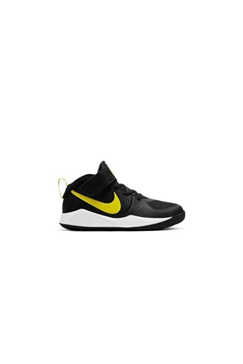 Nike Team Hustle D 9 Gs Çocuk Siyah Basketbol Ayakkabısı Aq4224 1