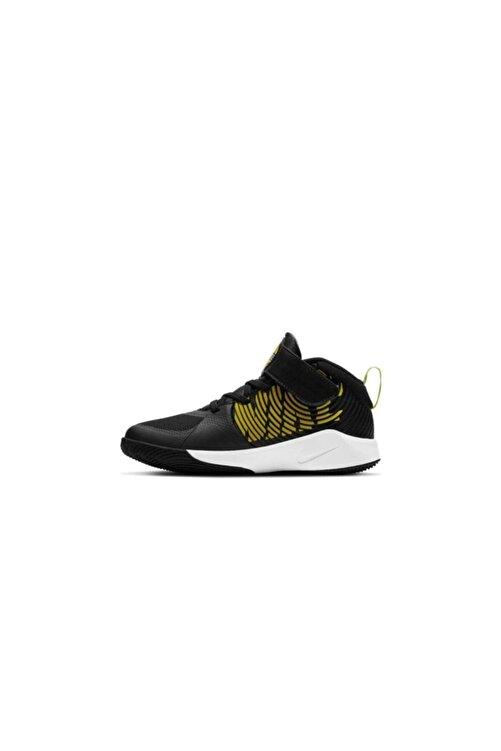 Nike Team Hustle D 9 Gs Çocuk Siyah Basketbol Ayakkabısı Aq4224 2