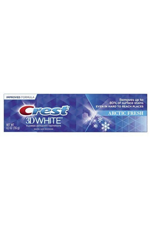 CREST 3d White Arctic Fresh Diş Macunu 116 G 1