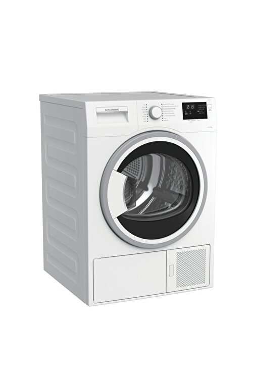 Grundig GDH 80 Y A+ 8 kg Çamaşır Kurutma Makinesi 2