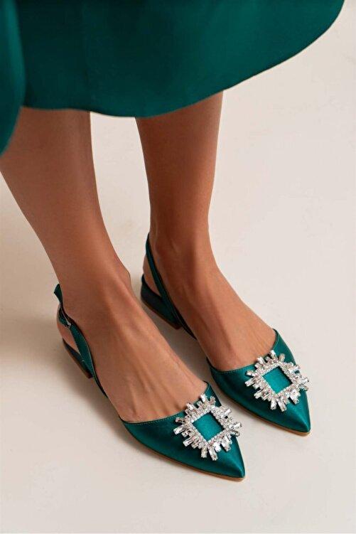 NİŞANTAŞI SHOES Kadın Sandalet 1