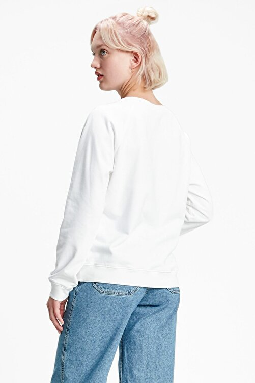 Levi's Kadın Relaxed Graphic Sweatshirt 29717-0092 2
