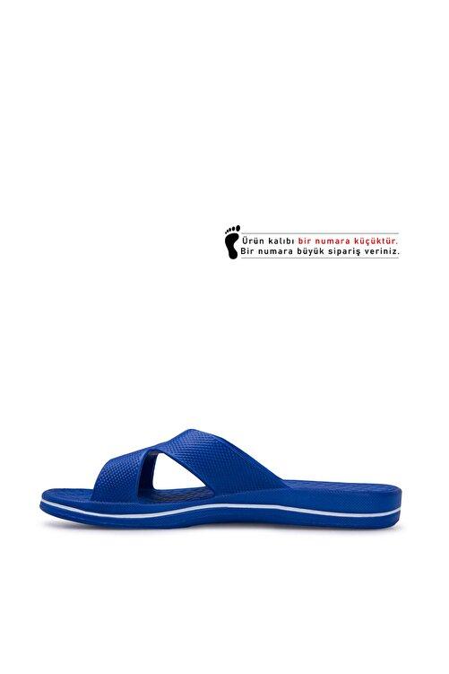 Akınal Bella Mavi Kadın Terlik E140000Z 2