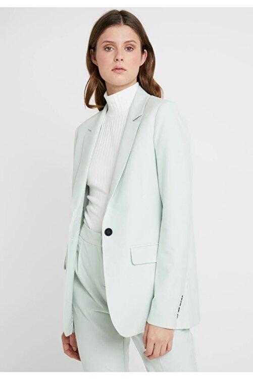 SELECTED Kadın Turkuaz Blazer Ceket 1