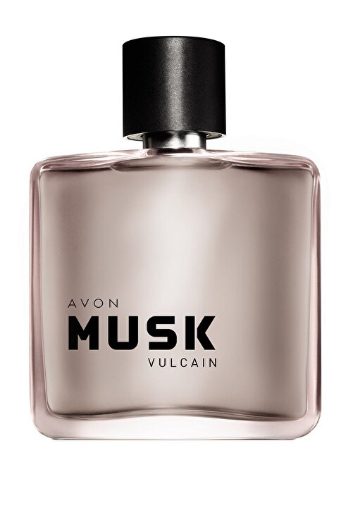 AVON Musk Vulcain Edt 75 ml  Erkek Parfümü 5050136119751 1