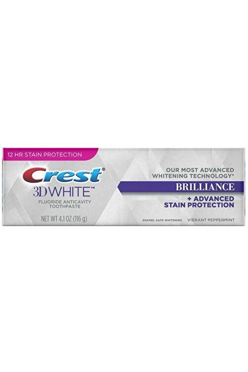 CREST 3d White Brilliance Beyazlatıcı Diş Macunu 116 Gr Diş Macunu 1