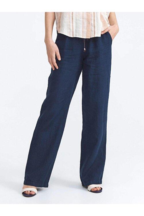Xint Xınt %100 Keten Rahat Kesim Pantolon 1