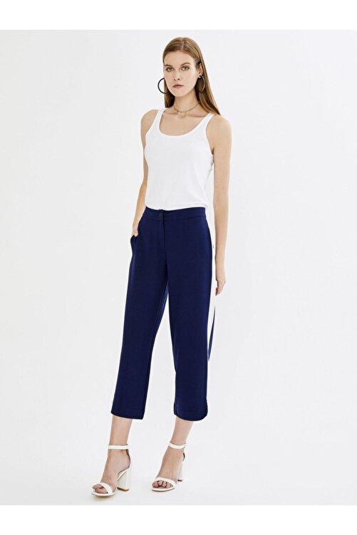 Xint Xınt Yüksek Bel Oval Paça Rahat Kesim Pantolon 2
