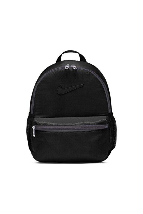 Nike Unisex Siyah Gri Sırt Çantası Nk Brsla Jdı Mını Aır Ba6212-011 1