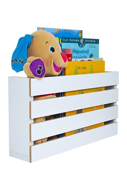 Ankaflex Ahşap Oyuncak Kutusu Montessori Ikili Oyuncak Dolabı 1