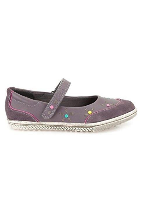 CLARKS Kız Dana Dotty Çağdaş Mary-jane Tarzı Babet Ayakkabı 2