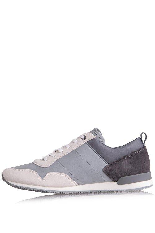 Tommy Hilfiger Erkek Ayakkabı Gri (Xm0xm01137-0ın) 2