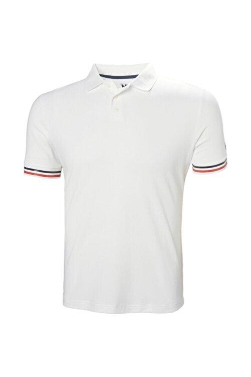 Helly Hansen Hp Code Zero Erkek Polo Yaka Erkek T-shirt Beyaz 1