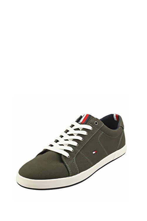 Tommy Hilfiger Erkek Iconic Long Lace Sneaker Erkek Ayakkabı Fm0fm01536 1