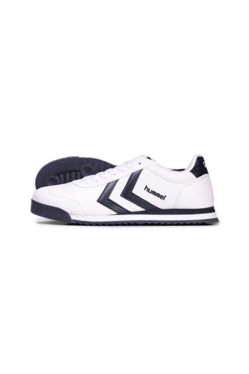 HUMMEL Messmer 23 Beyaz Lacivert Erkek Sneaker Ayakkabı 100348779 2