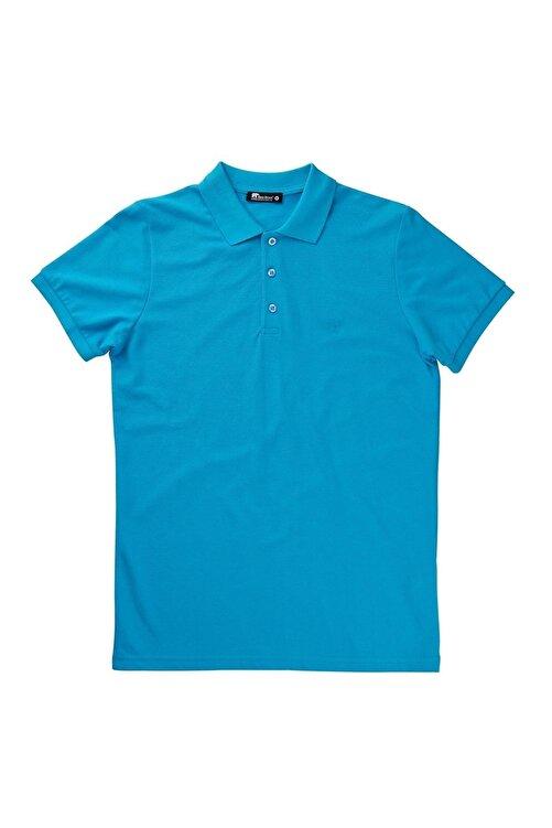 Bad Bear Basic Pique Polo T-shirt Nıght 1