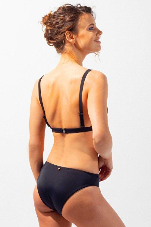 Katia&Bony Triangle Basic Black Kadın Bikini - Siyah 2