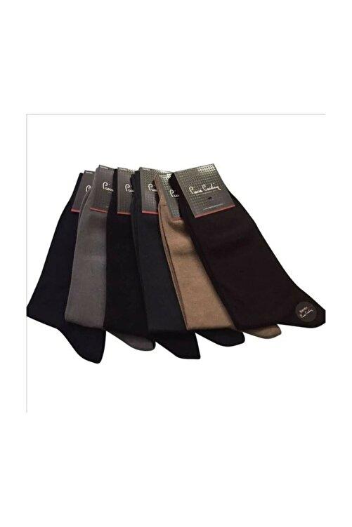 Pierre Cardin Erkek Bambu Çorap 12 Adet 1