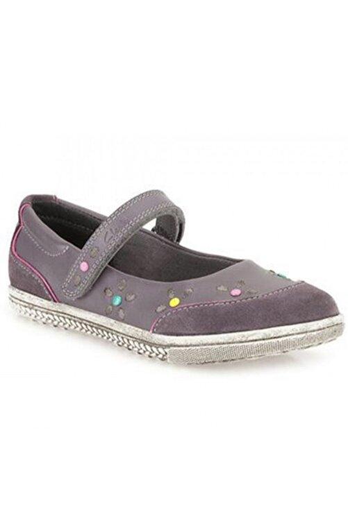 CLARKS Kız Dana Dotty Çağdaş Mary-jane Tarzı Babet Ayakkabı 1