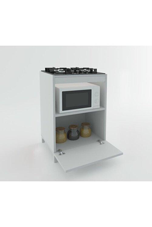 Kenzlife Ocak Dolabı Demi Byz Mutfak Modül Mini Fırın Ankastre Ocak Için  85*60*57 cm 1