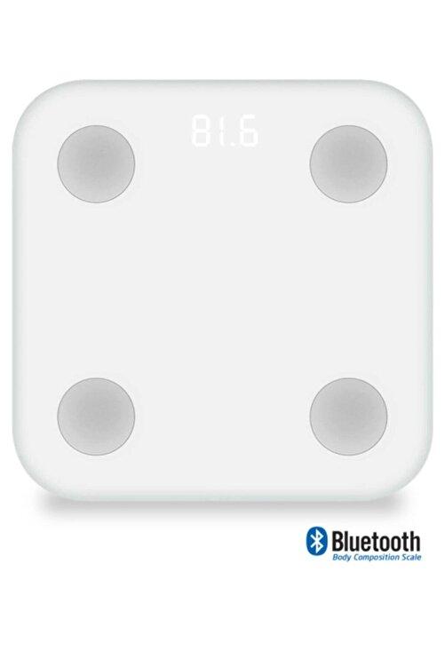 comedones Body Composition Scale Yağ Ölçer Fonksiyonlu Akıllı Bluetooth Tartı Baskül 2