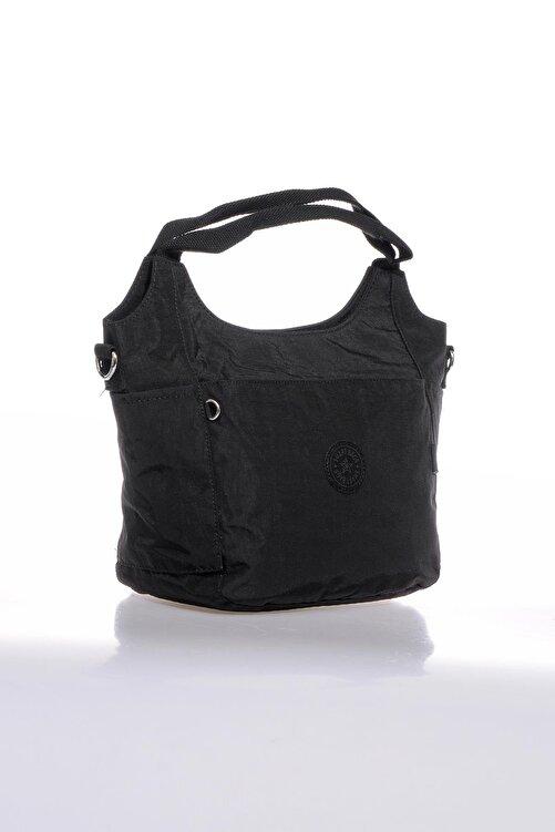 SMART BAGS Smb3079-0001 Siyah Kadın Omuz Çantası 2