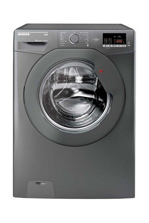 Hoover HL 14102D3R-S A+++ 10 Kg 1400 Devir Çamaşır Makinesi 1