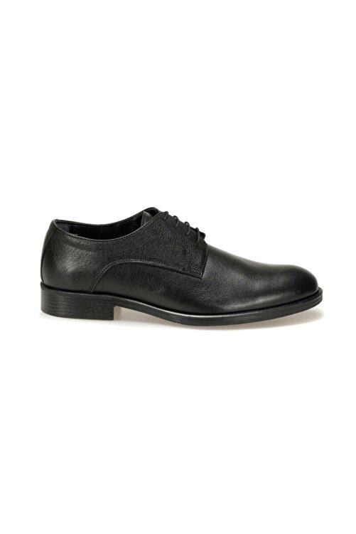 Garamond By-01-1 Siyah Erkek Klasik Ayakkabı 2