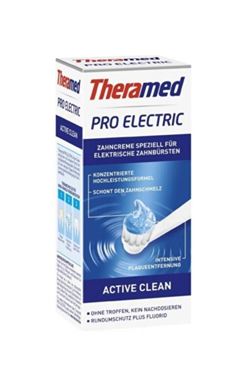 Theramed Pro Electric Active Clean Diş Macunu 50 ml 1