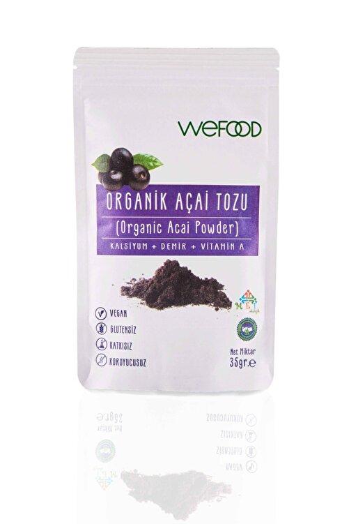 Wefood Organik Acai Tozu 35 gr 1