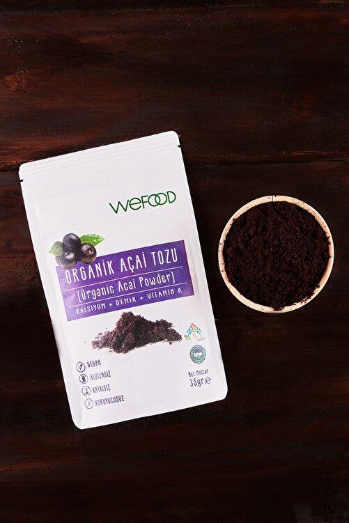 Wefood Organik Acai Tozu 35 gr 2