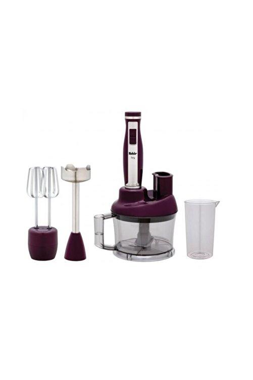 Fakir Ivy Blender Set (Violet Renk) 1
