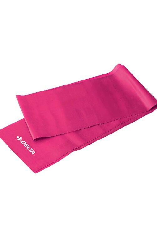 Delta Pilates Bandı Orta Sert 120 X 15 Cm Egzersiz Direnç Lastiği 1