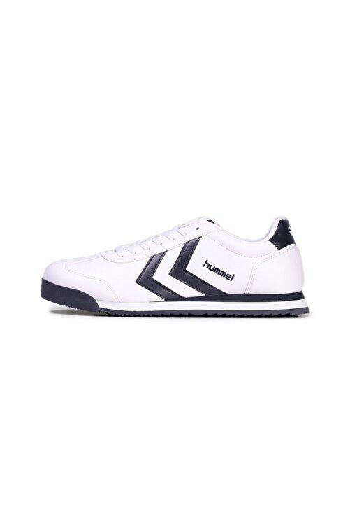 HUMMEL Messmer 23 Beyaz Lacivert Erkek Sneaker Ayakkabı 100348779 1