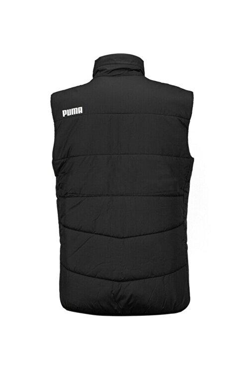 Puma Pwrwarm Packlıte 600 Down Vest Blac Erkek Spor Yelek 2