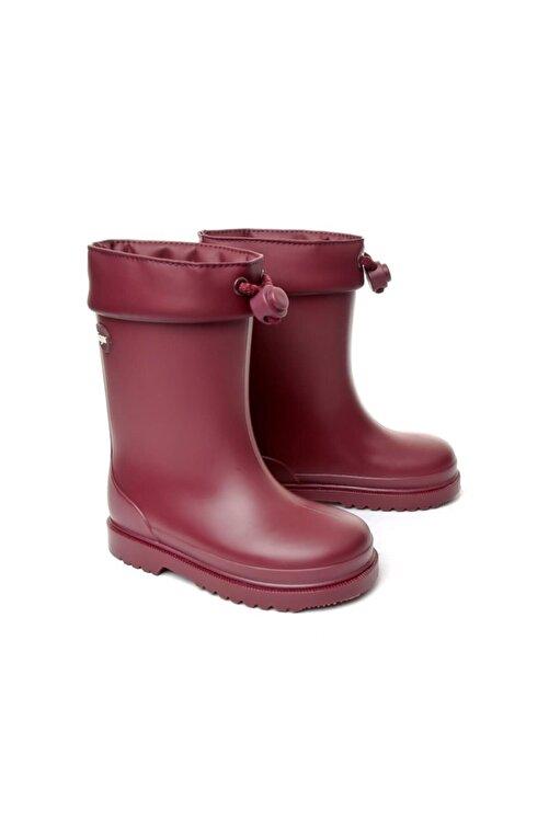 IGOR W10100 Chufo Cuello-025 Bordo Unisex Çocuk Yağmur Çizmesi 100386308 2