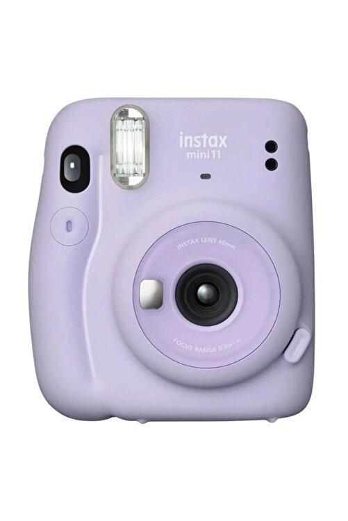 Fujifilm Instax Mini 11 Lila Fotoğraf Makinesi 20li Film 2